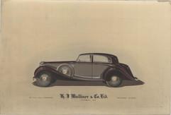 19 - H.J. Mulliner Lagonda
