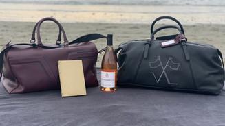 sacs de voyage rosé