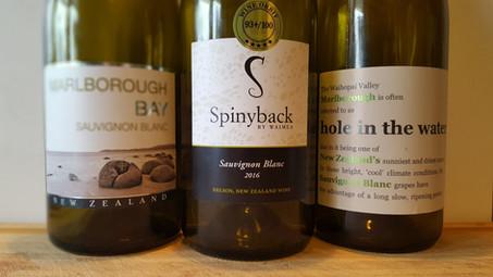 Próba sił: Sauvignon Blanc z Nowej Zelandii