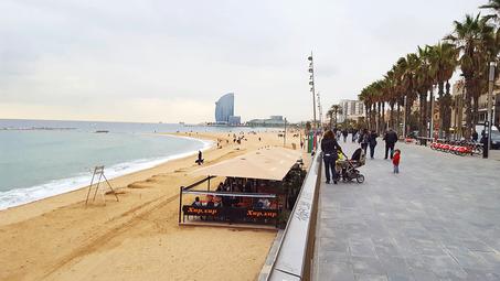 Tapas Gastrobar, czyli wspomnieniowy lot do Barcelony