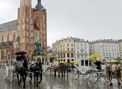 Gdzie na wino - i jedzenie - w Krakowie?