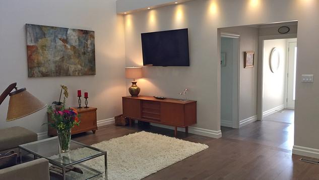 Livingroom specialty lighting