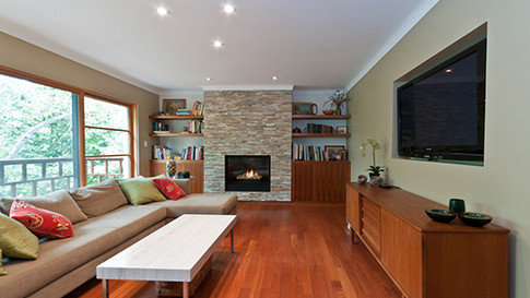 AFTER mid-century livingroom