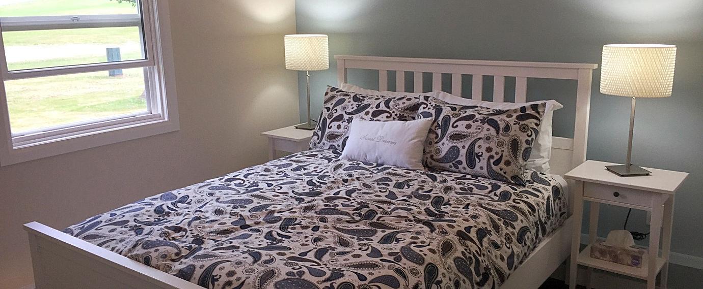 The Coop bedrooms