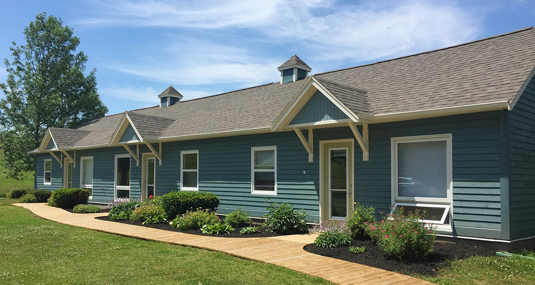 The Coop cottage suites (Click to see full image)