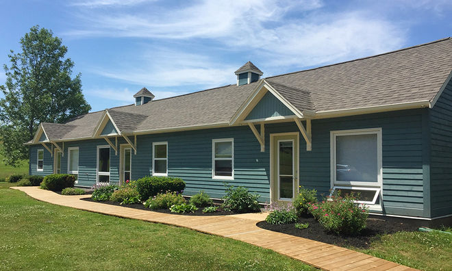 The Coop cottage suites
