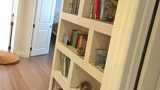 ShawBuilt custom shelving