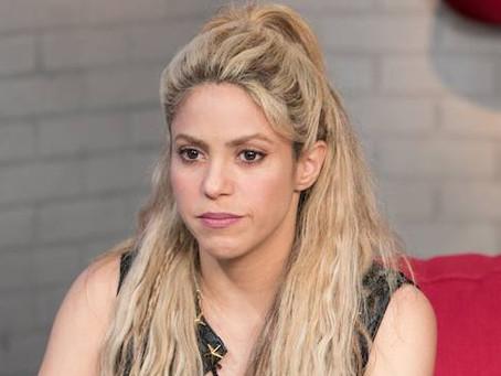Shakira se pronunció ante los hechos de violencia en Colombia