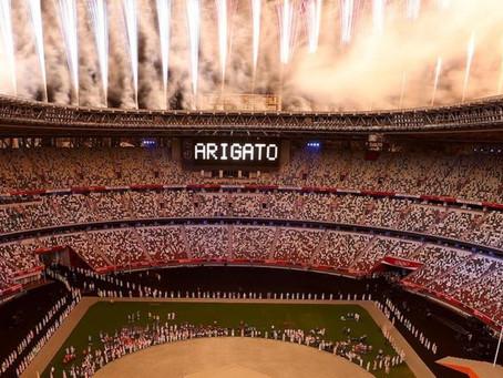 Tokyo 2020: la ceremonia de clausura de los Juegos Olímpicos en imágenes