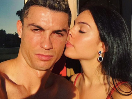 Así es cómo Georgina Rodríguez reconforta a Cristiano Ronaldo luego de haber perdido el Mundial