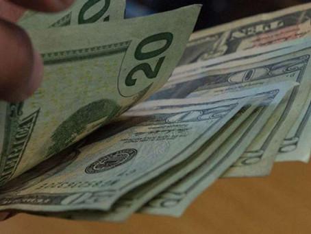 Salario básico se mantiene en 400 dólares en 2021