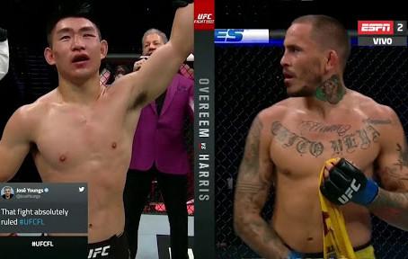 Indignación en redes por fallo contra 'Chito' Vera en la UFC, ¿qué vieron los jueces?