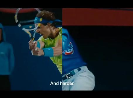 El inspirador anuncio viral de Nike con todas sus estrellas