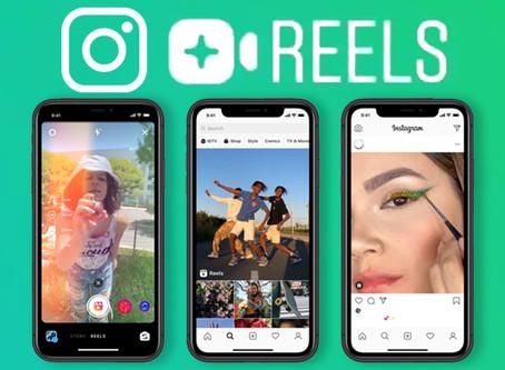 Reels, la nueva función de Instagram para hacerle frente a TikTok