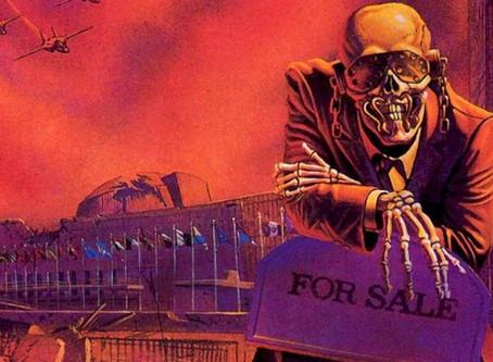 """Origen del meme """"como te decía"""": los detalles de la portada del disco Peace Sells de Megadeth"""