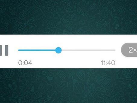 Los mejores memes sobre la nueva función para acelerar el audio de WhatsApp