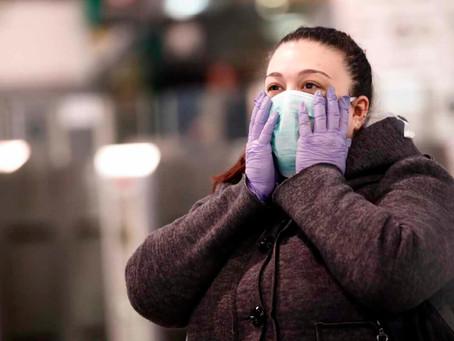 El uso de guantes no previene el contagio de coronavirus