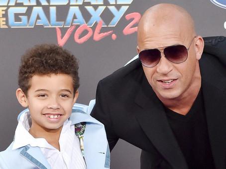 Hijo de Vin Diesel será el joven Dominic Toretto en Rápidos y Furiosos 9