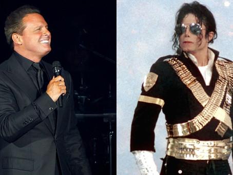 Luis Miguel alborota las redes con su dúo con Michael Jackson
