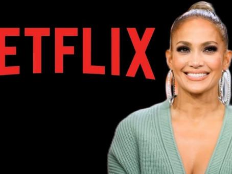 Jennifer Lopez firmó contrato millonario con Netflix