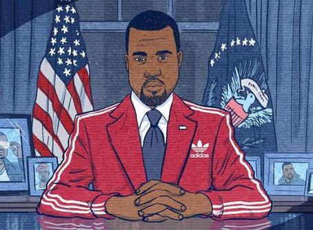 Kanye West, Kim Kardashian y los memes que dejó su aspiración presidencial
