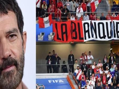 """""""Me quito el sombrero"""": Antonio Banderas envía emotivo mensaje a Perú tras derrota ante Fr"""