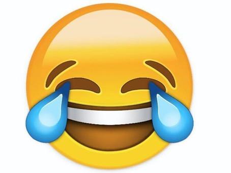 La carita con lágrimas de risa es el emoji que más se usa en el mundo