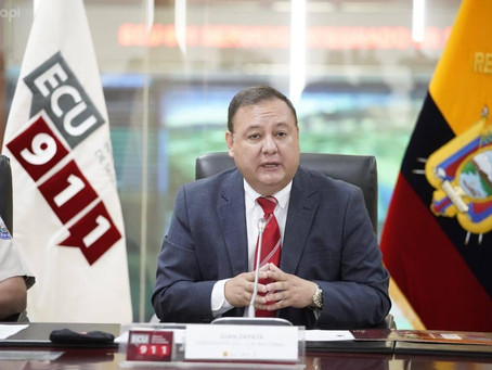 COE Nacional plantea al Gobierno estado de excepción focalizado en 16 provincias