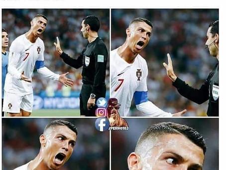 Los memes de la eliminación de Messi y Ronaldo en el Mundial