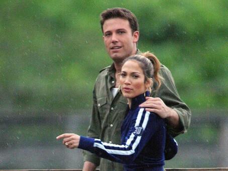 Jennifer Lopez y Ben Affleck están de nuevo juntos