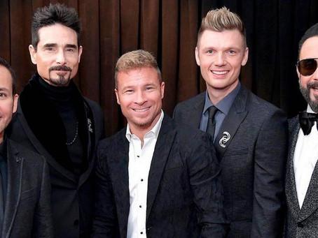 Los Backstreet Boys 'visitan' a niños enfermos durante la emergencia por COVID-19