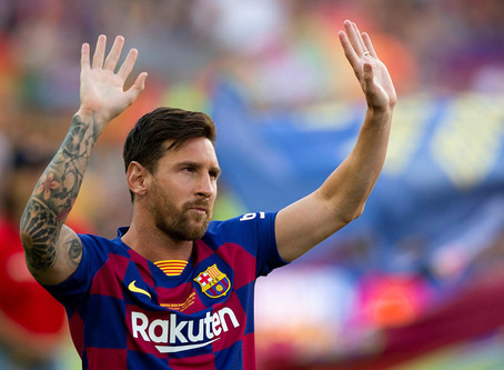 Lionel Messi se quiere ir de Barcelona