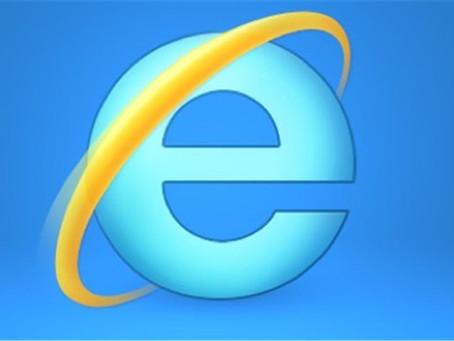 Internet Explorer ya no funcionará bien con Google