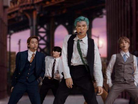 Así fue como BTS conquistó a todo el mundo en los MTV Video Music Awards 2020