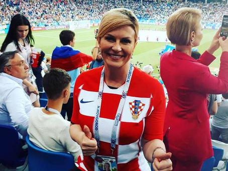 Este es el lado oscuro de la presidenta de Croacia que no te caerá nada bien