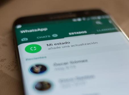 Ahora podrás agregar stickers a los estados de Whatsapp