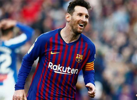 Lionel Messi se queda en el FC Barcelona