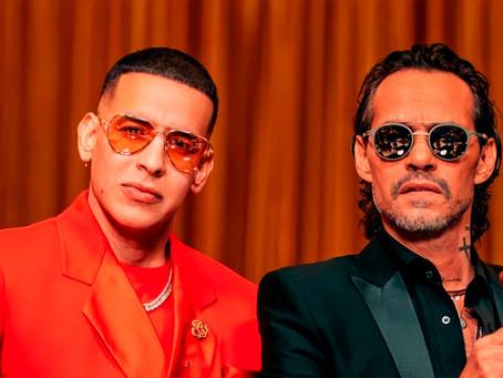 Daddy Yankee se unirá a Marc Anthony, en su primer concierto virtual