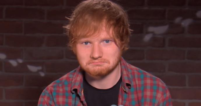 Ed Sheeran da positivo por Covid-19