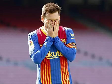 Es Oficial: Messi no seguirá en el Barcelona