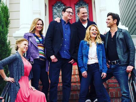 Actores de Full House graban video para promover que la gente se quede en casa durante la cuarentena