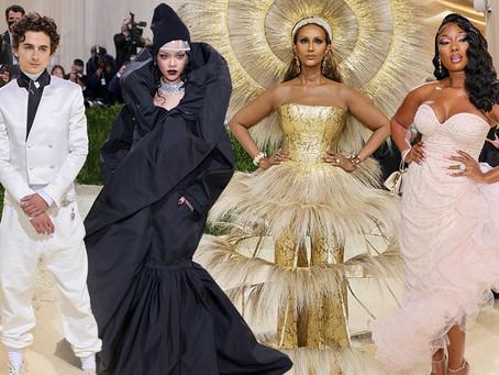 La moda de los famosos en el Met Gala