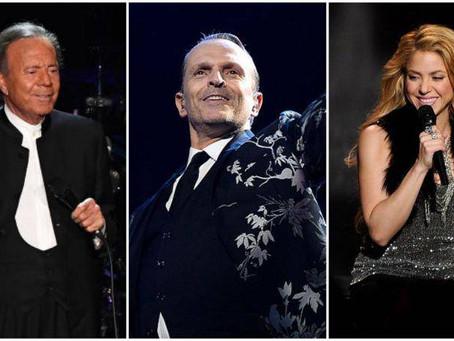Pandora Papers: Vinculan a Shakira, Miguel Bosé, Elton John y otras estrellas con paraísos fiscales