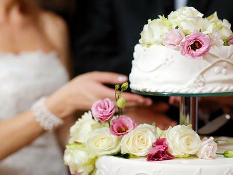Insólito: pareja cobró las porciones de pastel a los invitados a su matrimonio