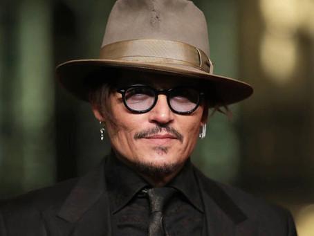 Johnny Depp estrena cuenta en Instagram y causa una auténtica revolución entre los usuarios