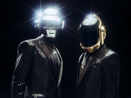 El dúo Daft Punk anuncia su separación