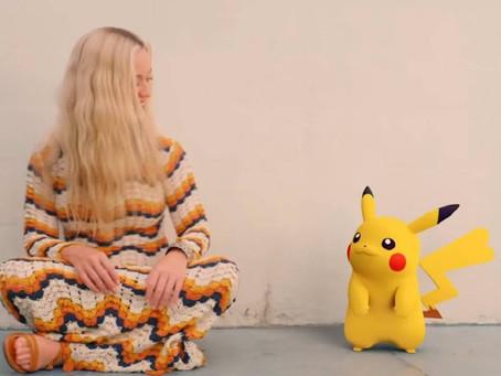 'Electric', el crossover de Katy Perry con Pokémon