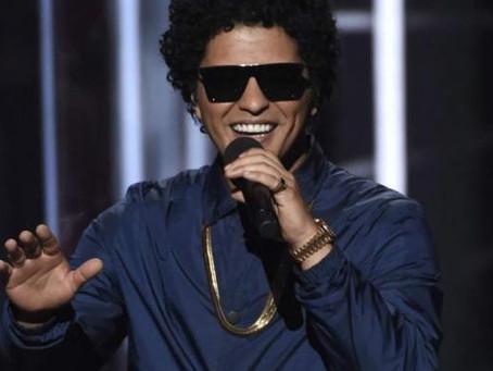 Bruno Mars lanza el primer tema con Anderson Paak como adelanto de su nuevo disco