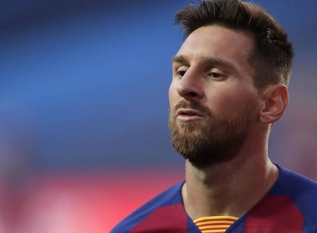 Lionel Messi se despide de Luis Suárez con polémico mensaje al FC Barcelona
