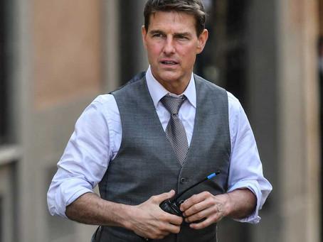 Robaron el auto de Tom Cruise mientras filmaba 'Misión Imposible 7'